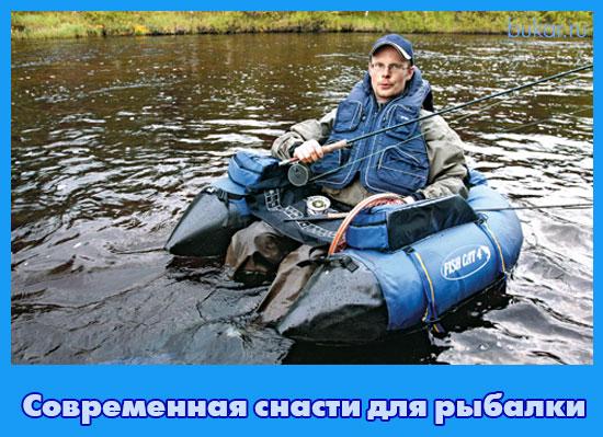 снасти на рыбалку