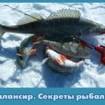 Балансир. Секреты рыбалки