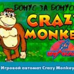 Игровой автомат Crazy Monkey в онлайн казино Вулкан