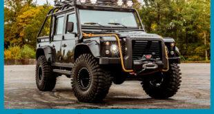 Техническое обслуживание внедорожников Land Rover